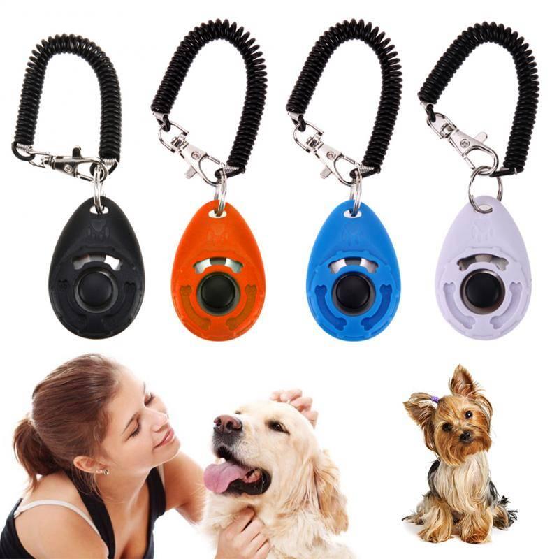 Кликер для собак | dog-care - журнал про собак