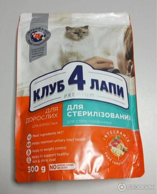 Наша марка – корм для кошек