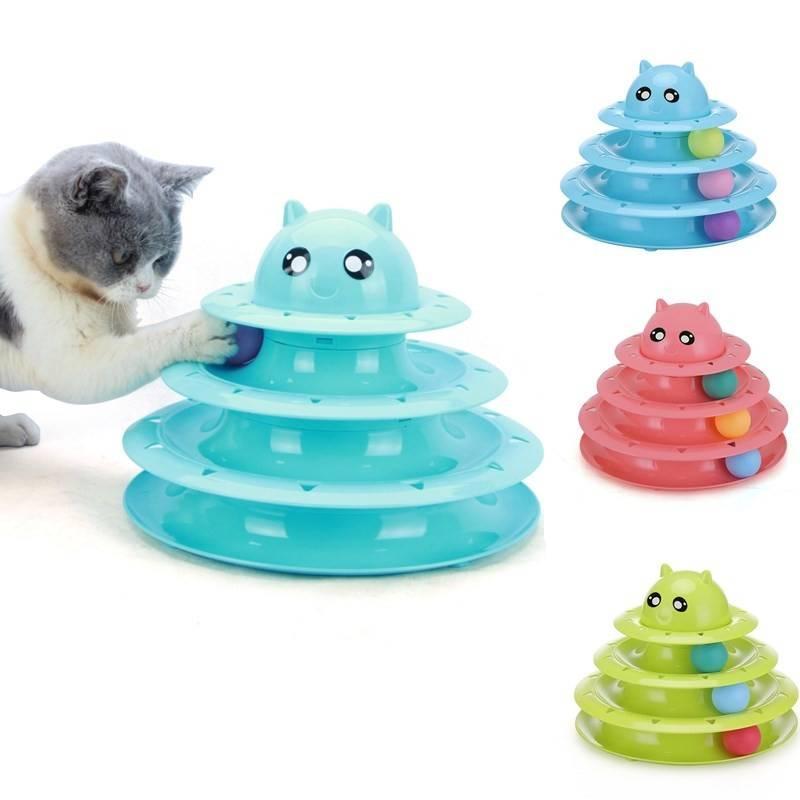 Лучшие игрушки для кошек