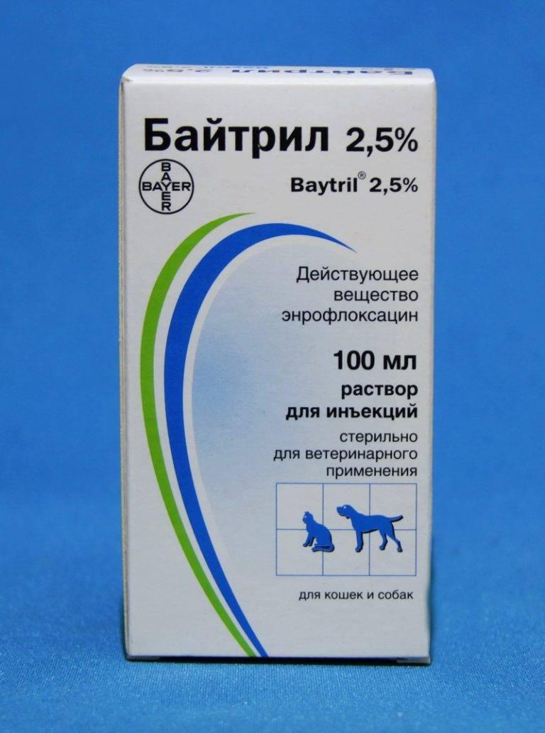 Байтрил для собак