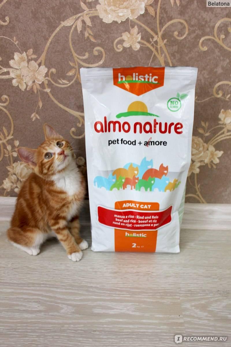Almo nature s.p.a.выпускает корма «альмо натюр», страна производителя — италия