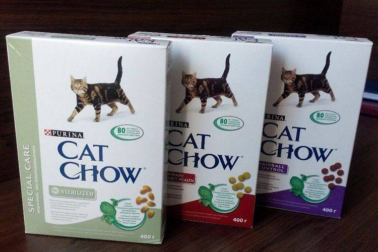 Корм кэт чау (cat chow) для кошек и котов | отзывы, состав, цена