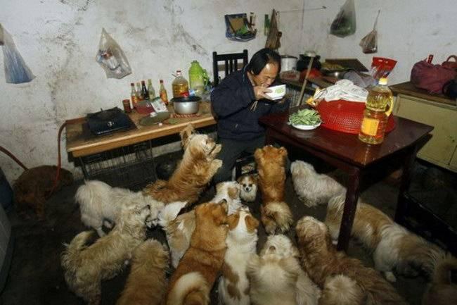 Белый китаец - действие наркотика