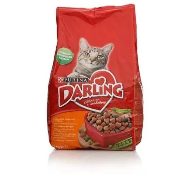 Дарлинг для кошек: обзор линейки и отзыв ветеринара