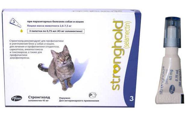 Экс-5 для кошек (капли и таблетки): инструкция по применению