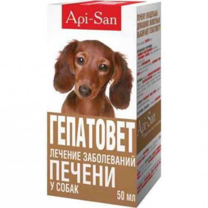ᐉ гепатоджект для собак — инструкция по применению - ➡ motildazoo.ru