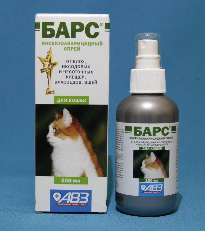Капли от ушного клеща для кошек, обзор лучших препаратов