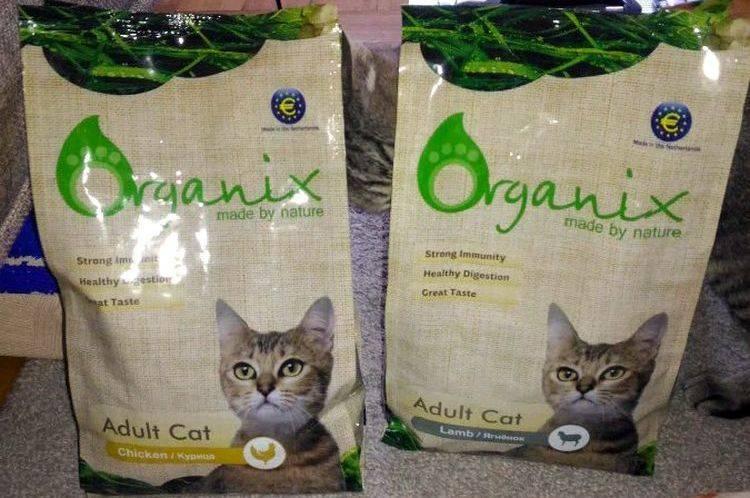 Корм феликс (felix) для кошек