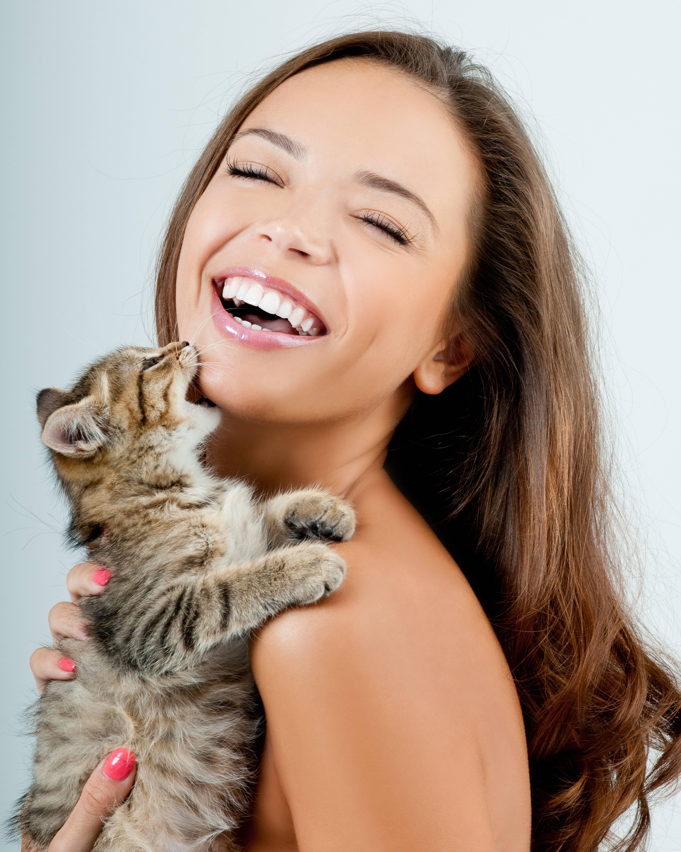 10 признаков, что твой кот счастлив