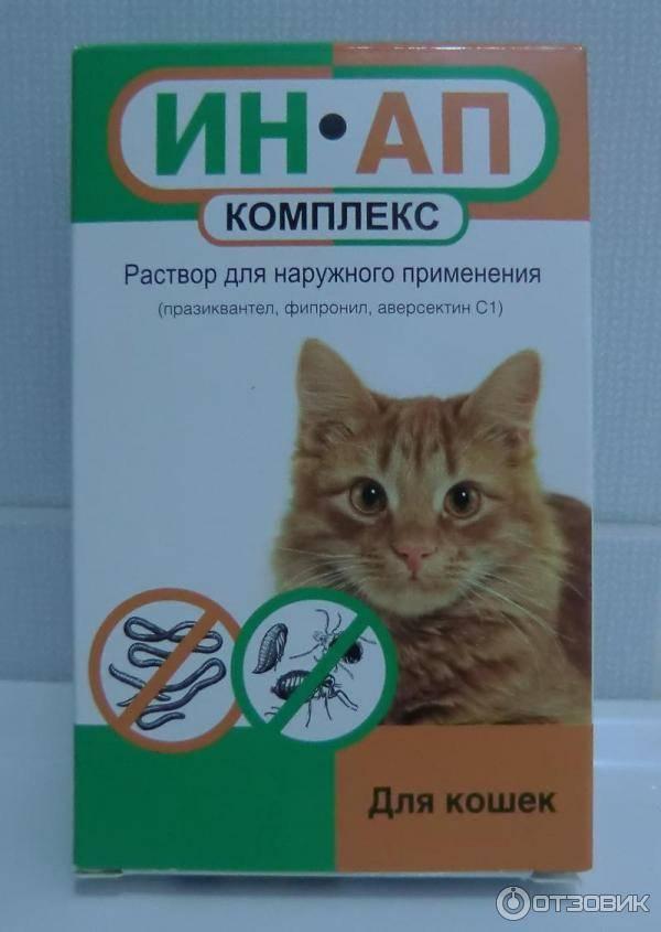 Ин-ап комплекс – уникальный для российского рынка комплексный  антипаразитарный препарат