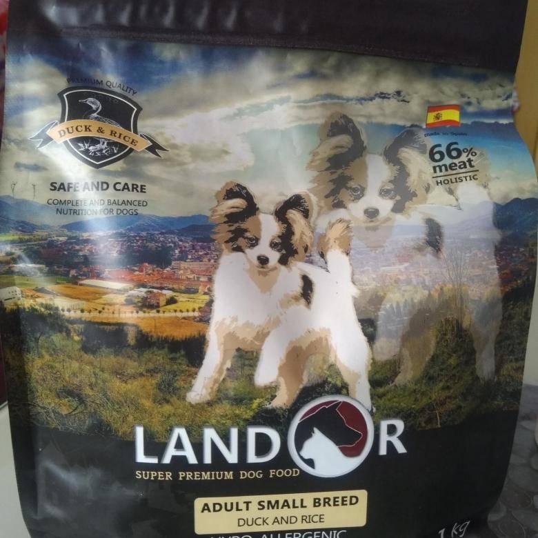 Ландор испанский кошачий корм