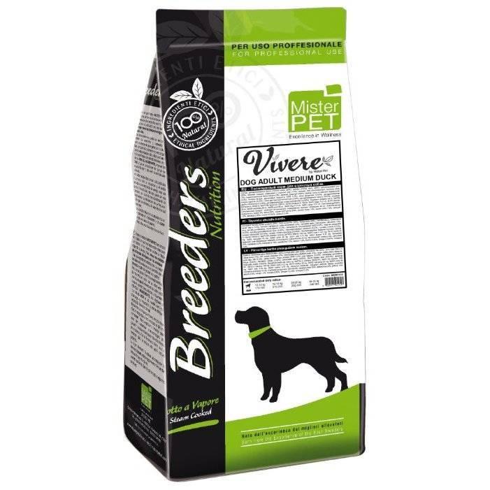 Топ-10 лучших сухих кормов для собак класса холистик: обзор известных марок