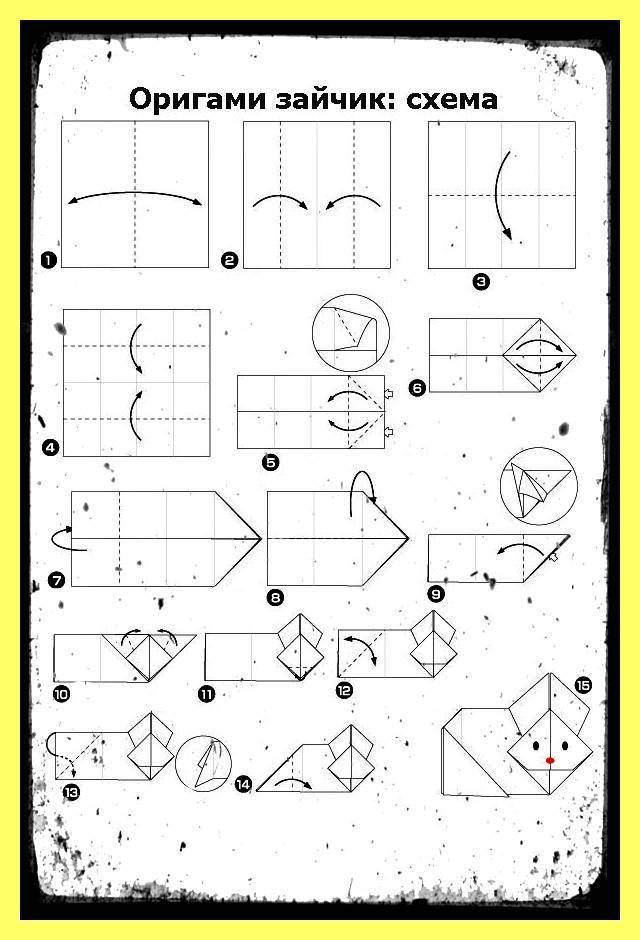 Оригами собака: 105 фото основных этапов создания стильной и красивой игрушки