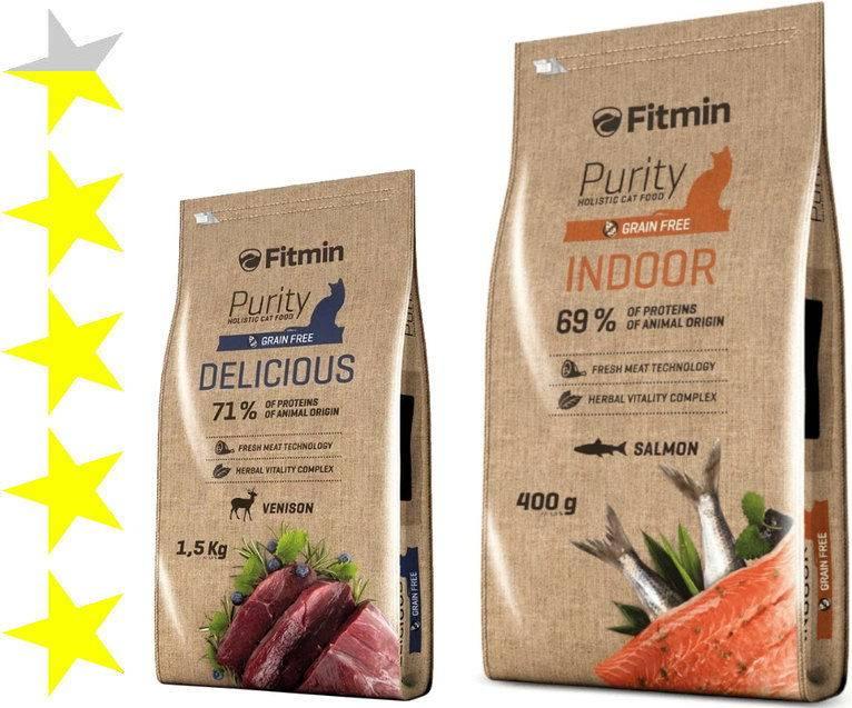 Fitmin — корм для собак