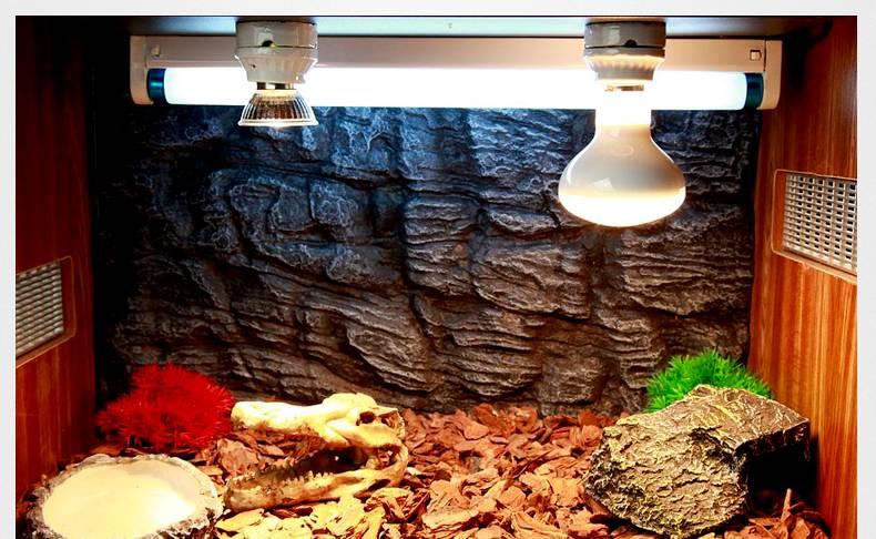Какая лампа нужная для красноухих черепах: как выбрать и сделать своими руками уф лампу