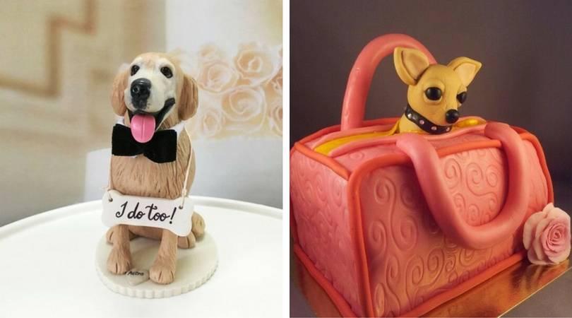 Рецепты для торта для собак