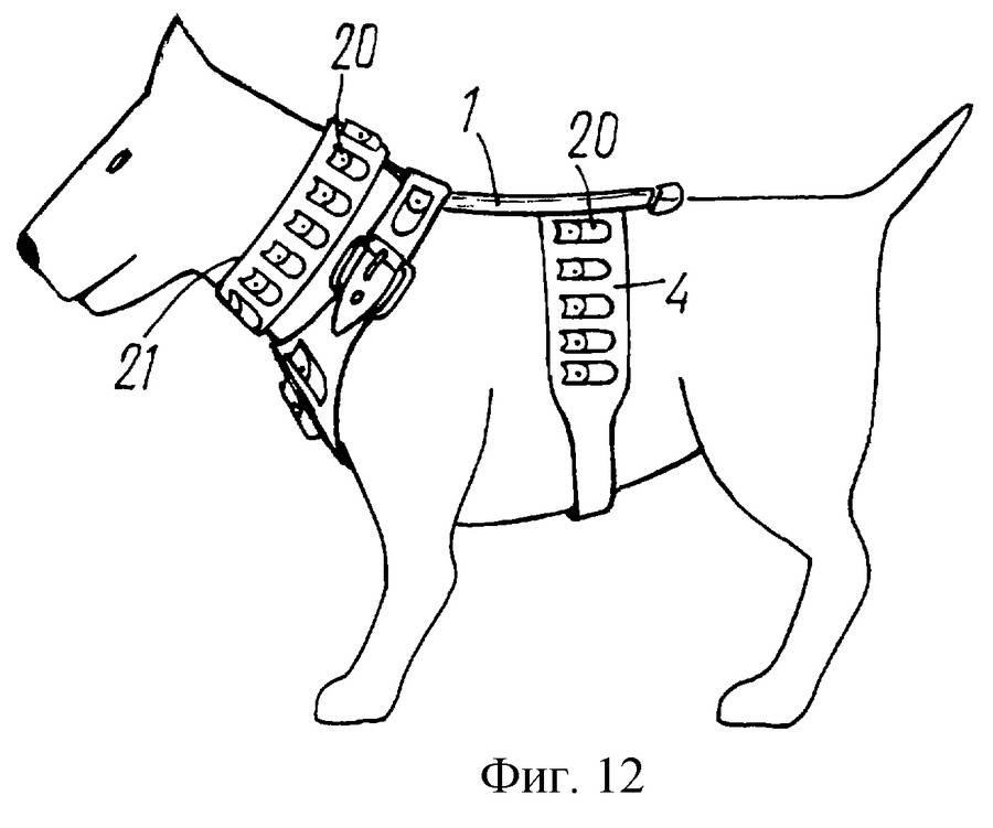 Как сделать ошейник для собаки своими руками