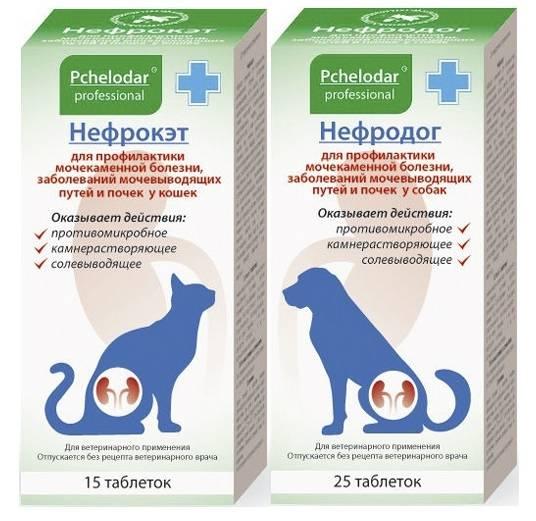 Нефрокэт для кошек: показания и инструкция по применению, отзывы, цена