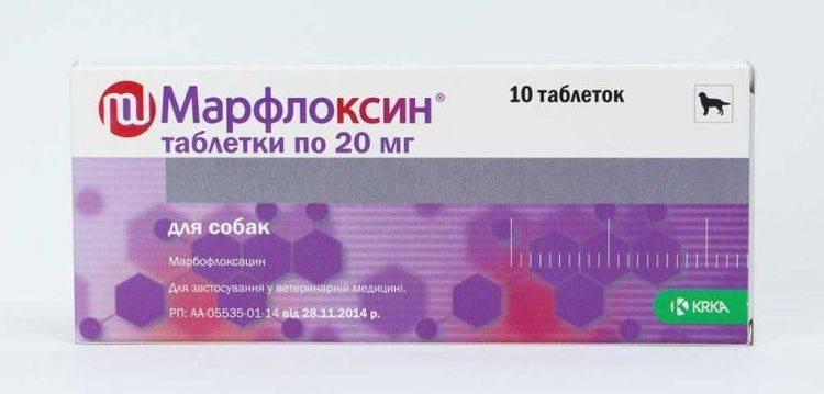 Марфлоксин 2 10 для кошек и собак инструкция по применению антибиотика  марфлоксина в ветеринарии дозировка отзывы