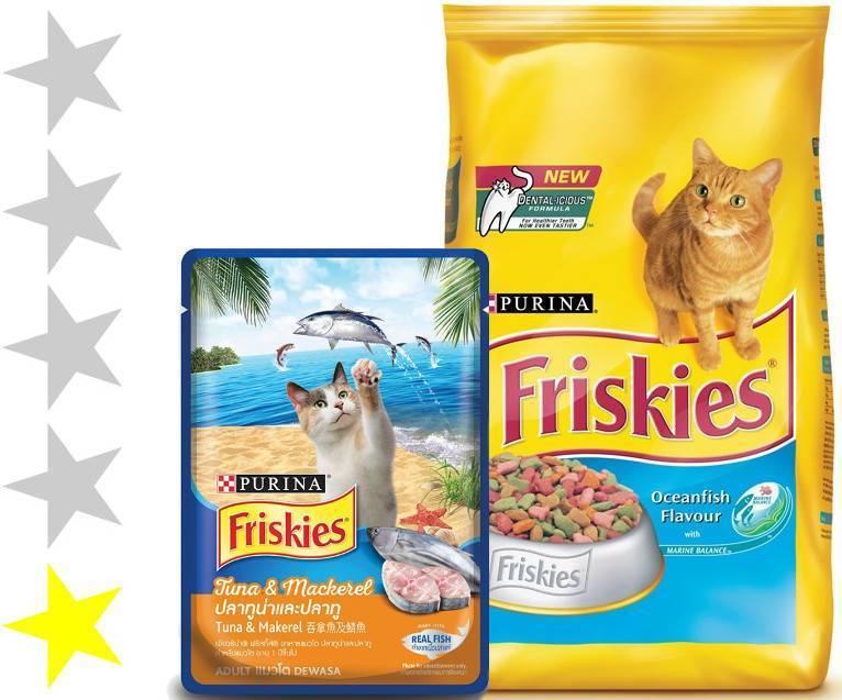 Отзывы консервированный корм для кошек friskies » нашемнение - сайт отзывов обо всем