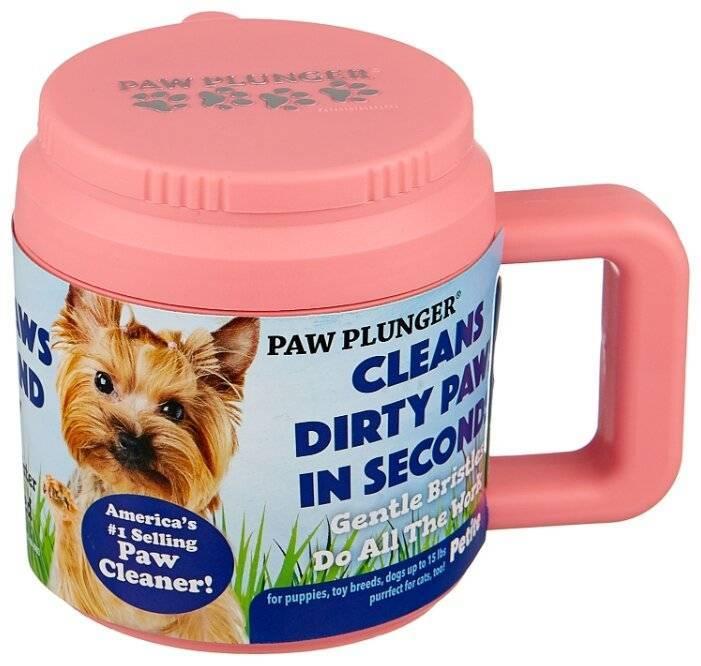 Лапомойка для собак — что это такое и как пользоваться