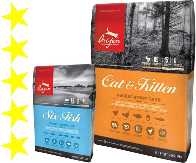 Как кормить котёнка сухим кормом