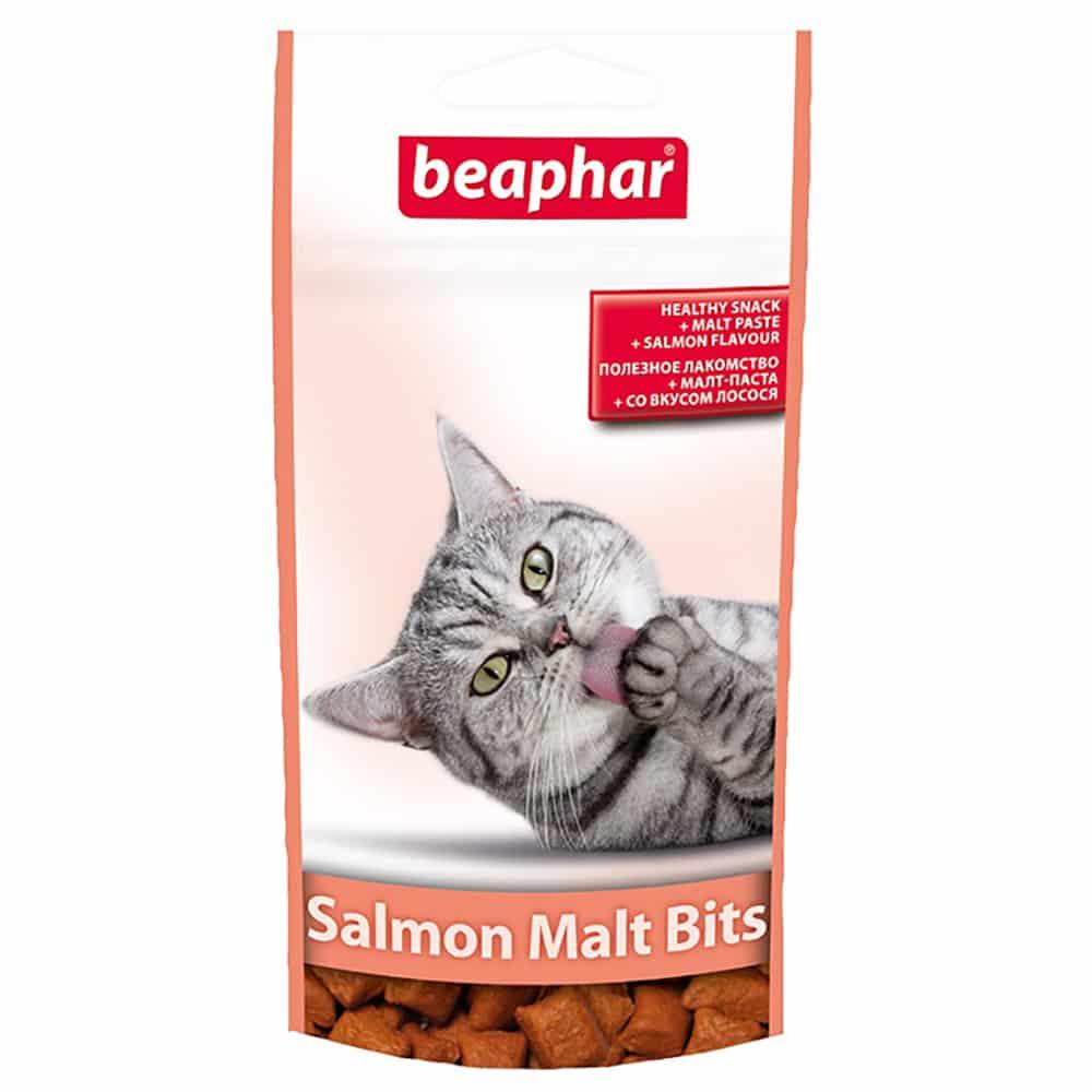 Корм для кошек для выведения шерсти из желудка