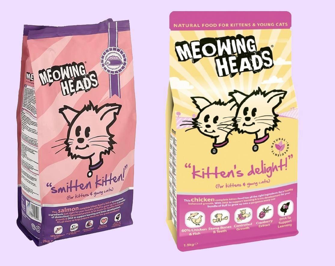 Корм для кошек баркинг хедс / barking heads: отзывы, где купить, состав