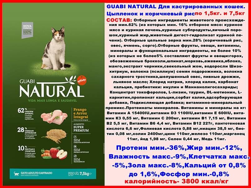 Корм «гоу» для кошек: отзывы ветеринаров, состав, производитель. go natural holistic