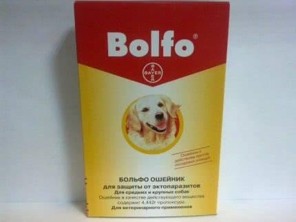 Больфо для собак: показания и инструкция по применению, отзывы, цена