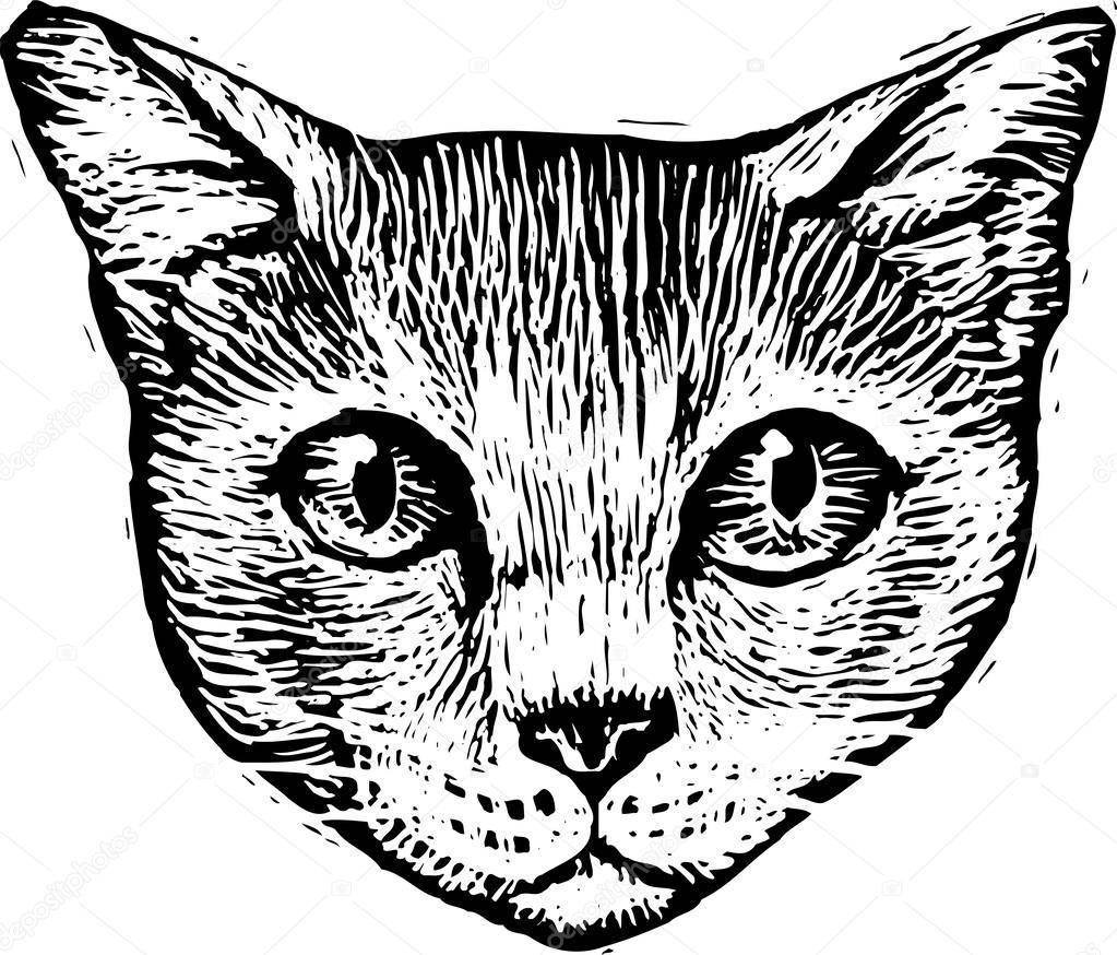 Осваиваем анималистический жанр: как красиво нарисовать кошку с ребёнком