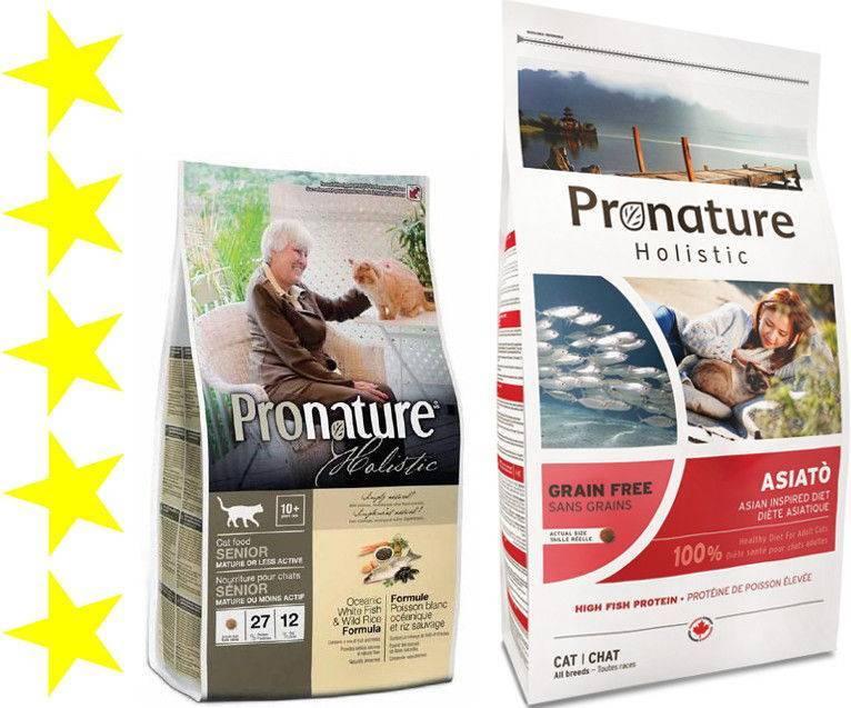 Корм pronature (пронатюр) для собак | состав, цена, отзывы