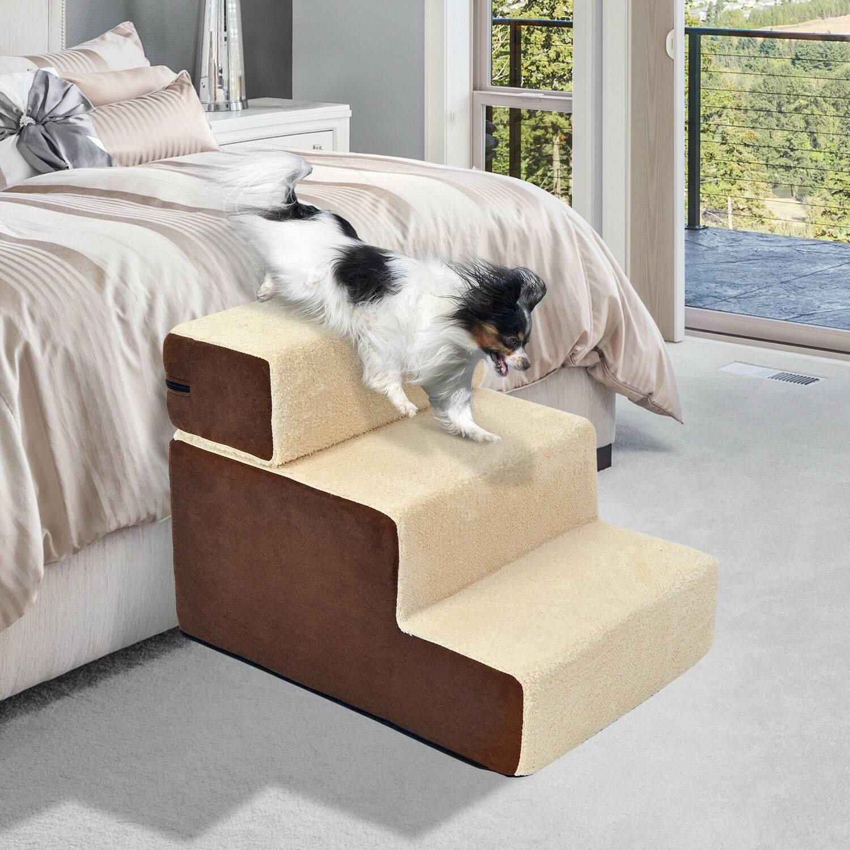 Как изготовить ступеньки для собак?