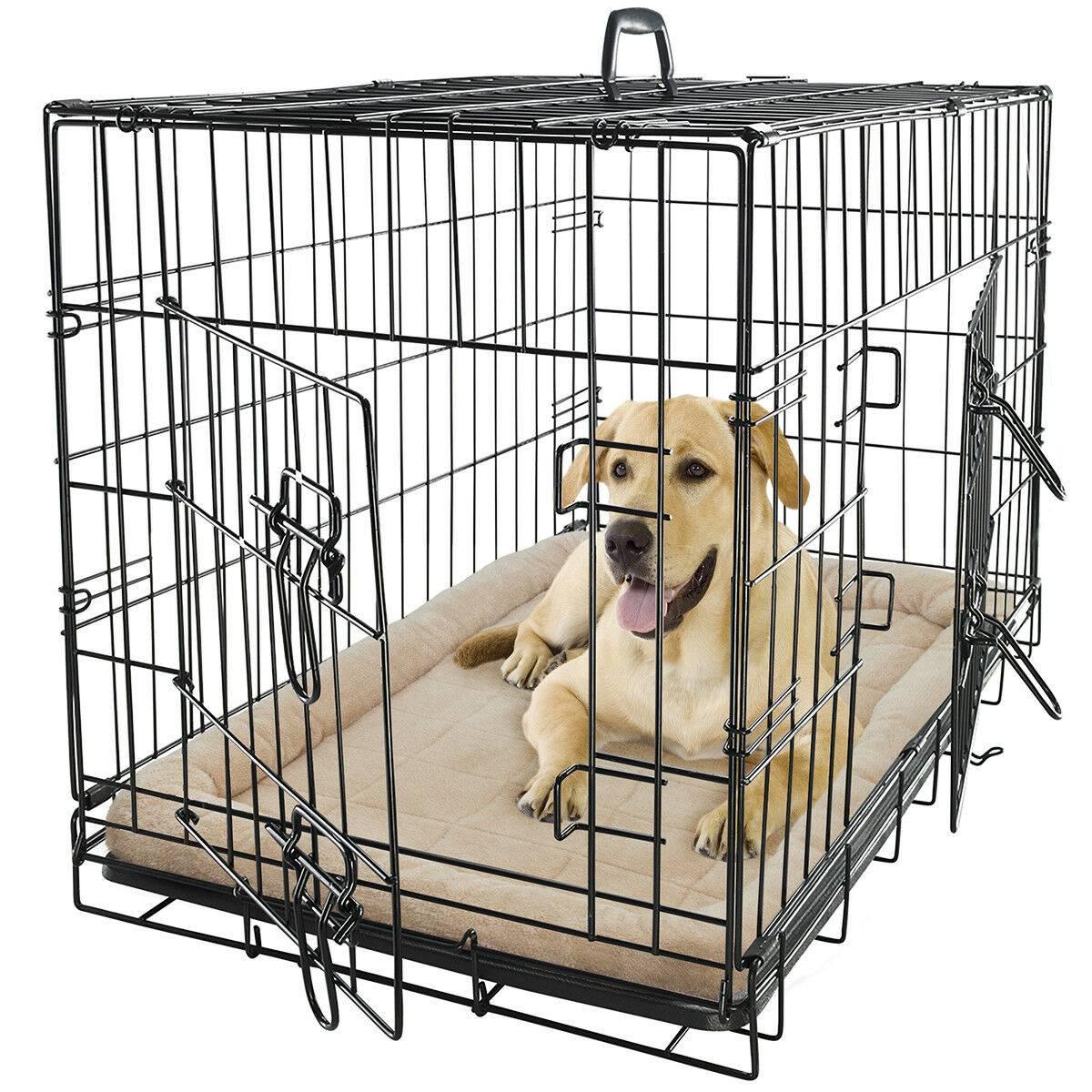 Как сделать домашний вольер для собаки своими руками?