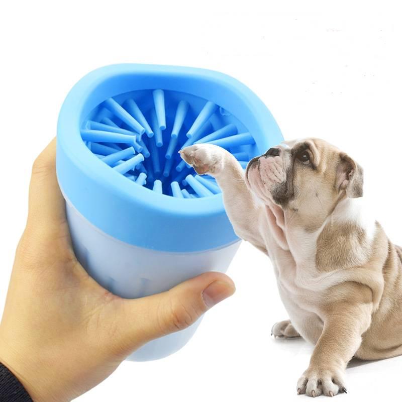 Мойка лап для собак: как пользоваться, недостатки, достоинства