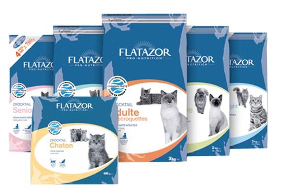 Корм для кошек flatazor crocktail: отзывы, разбор состава, цена - петобзор