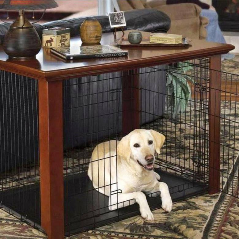 Вольеры для собак: виды, плюсы и минусы, конструкция, технология строительства своими руками
