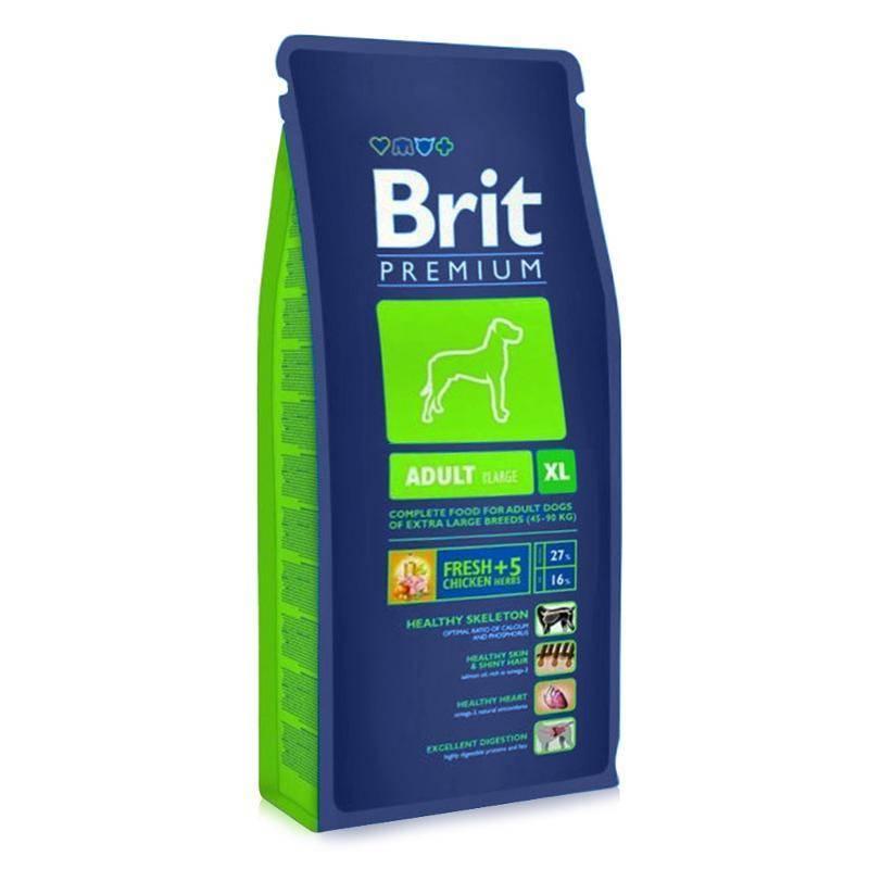 Брит Премиум: гипоаллергенный корм для собак
