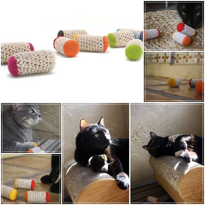 Много лайфхаков для кошек