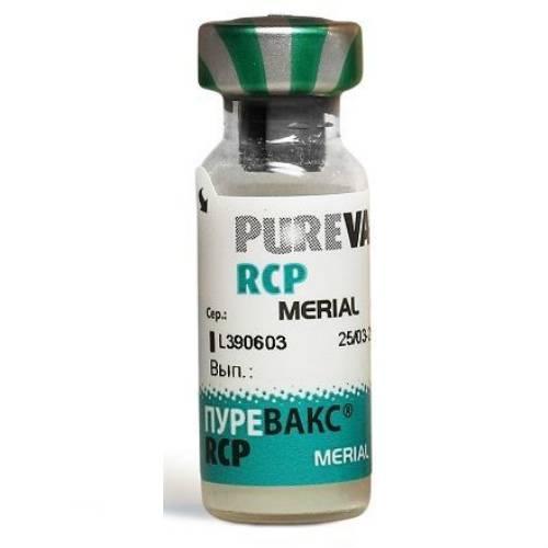 Пуревакс для кошек: инструкция по применению вакцины, противопоказания, побочные действия, отзывы