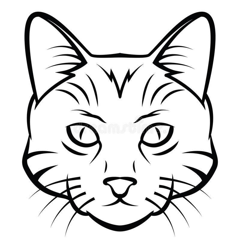 Как легко и красиво нарисовать кошку, кота, котенка поэтапно карандашом для начинающих