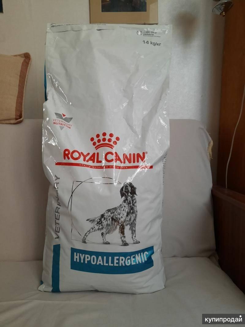 Royal canin hypoallergenic: состав, расчет порций, отзывы