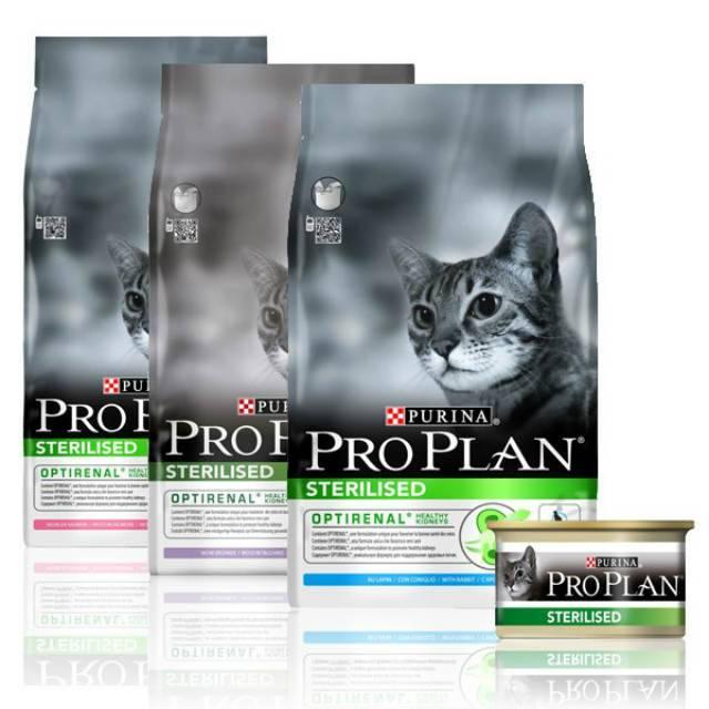 Проплан для стерилизованных кошек и кастрированных котов