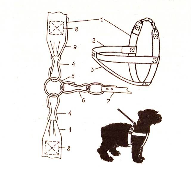 Изделия для питомцев мастер-класс шитьё ошейнички-полуудавки ткань
