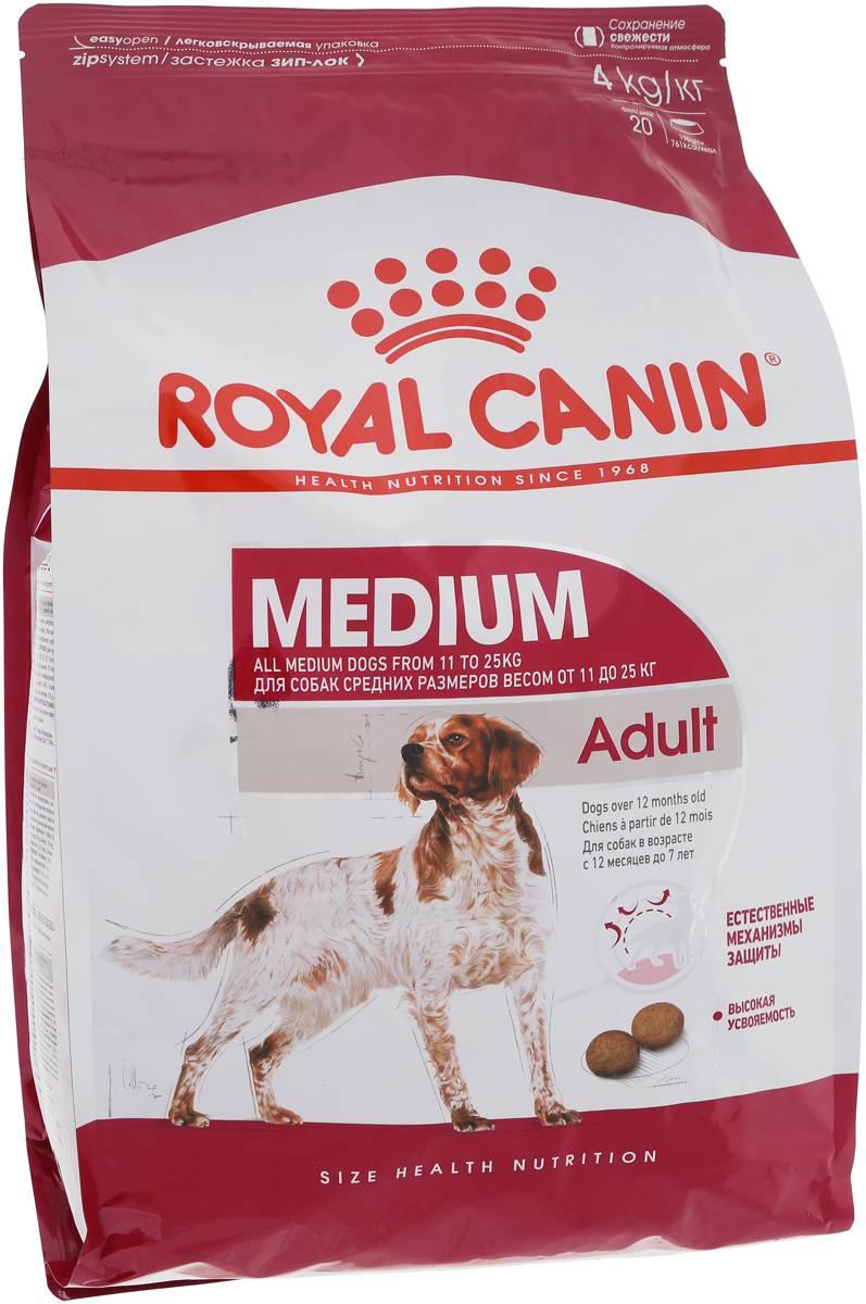 Обзор на корм для собак royal canin (роял канин)