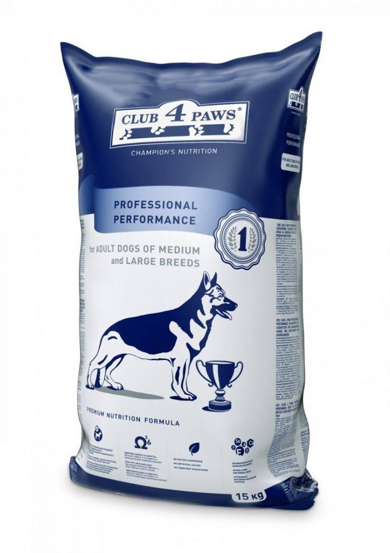 Какие корма выбирают для стерилизованной собаки мелкой, средней и крупной породы
