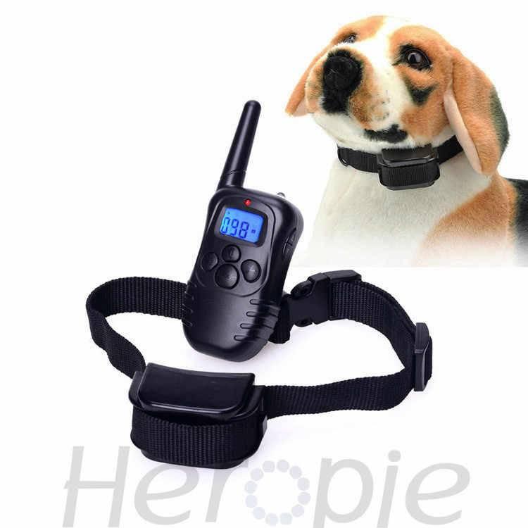 Вся правда об электронном ошейнике для дрессировки собак