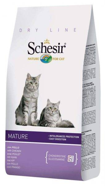 Корм для кошек schesir (шезир): инструкция- отзывы и обзор состава +видео от профессионалов