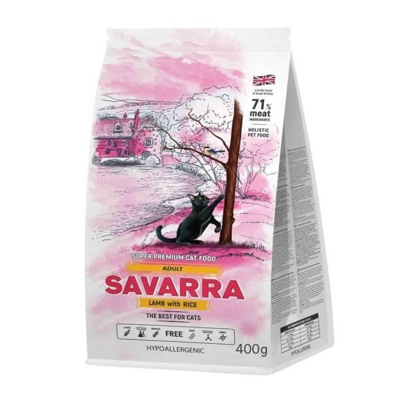 Корма для собак savarra (савара)
