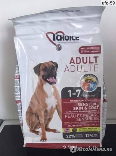 1st choice корм для собак — полный обзор линейки